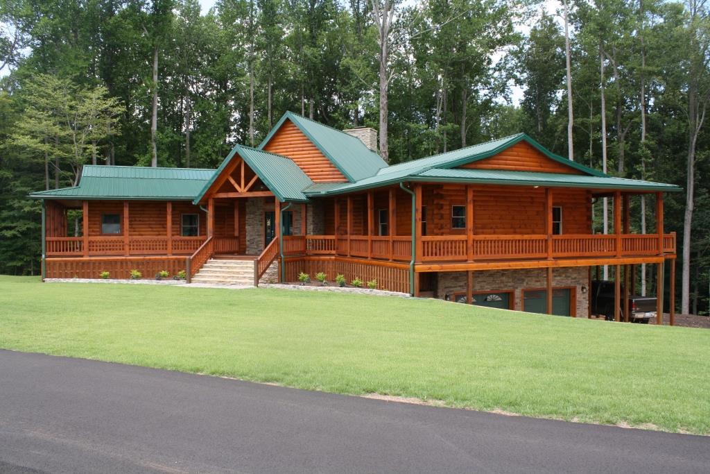Custom Log Cabin Nc 3 Bedroom Log Cabin North Carolina