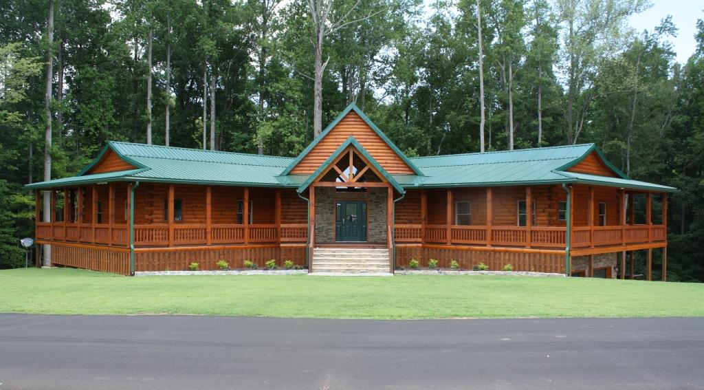 Log home builders in fayetteville nc home review for Cottage builders nc