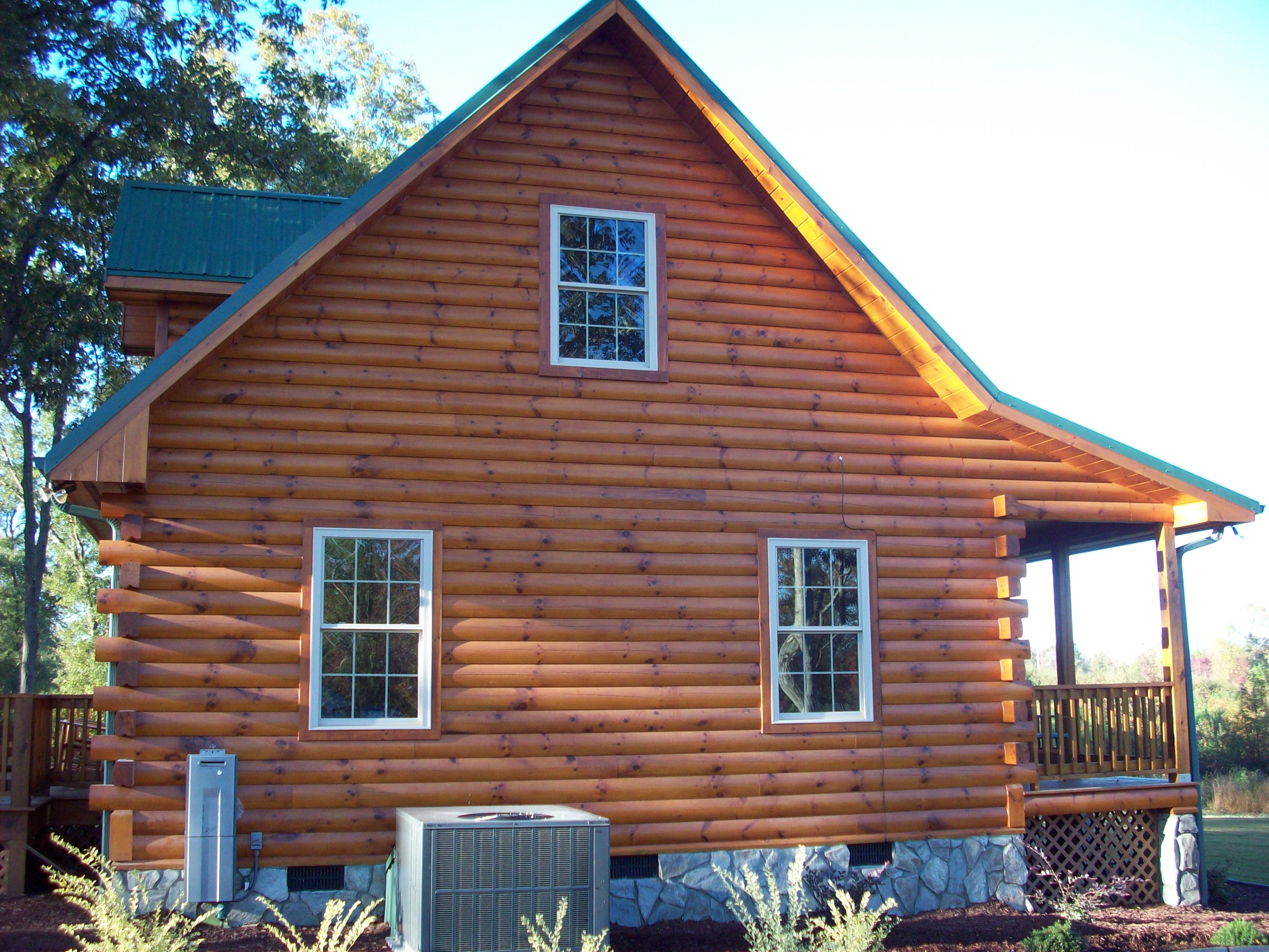 Log Home And Cabin Builder In Nc And Va