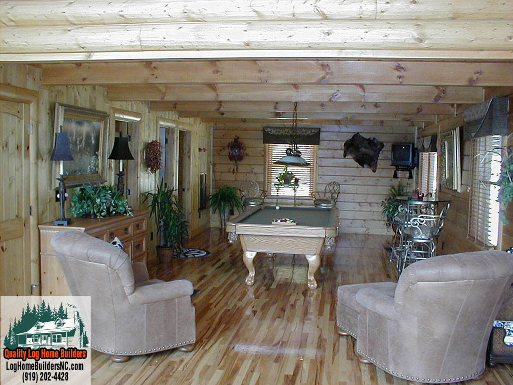 Log Home Building Packages Kits In Nc Modular Cabins